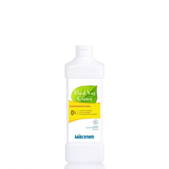 Klasik Yağ Çözücü (500 ml)