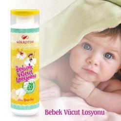 Bebek Vücut Losyonu