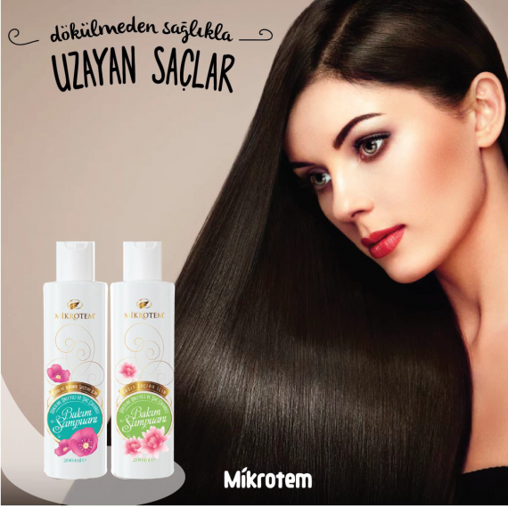 Saç Dökülmesini Azaltıcı Özel Bakım Şampuanı (Kuru ve Normal Saçlar için)
